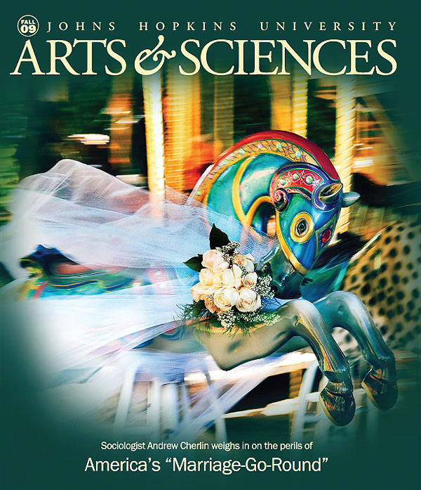 Arts & Sciences Magazine Magazine of the JHU Krieger School of Arts and Sciences